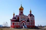 Церковь Рождества Иоанна Предтечи - Криводановка - Новосибирский район - Новосибирская область