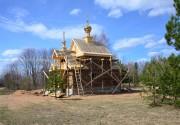 Церковь Михаила Архангела - Шапы - Демидовский район - Смоленская область