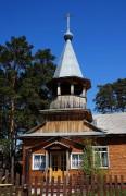 Церковь Николая Чудотворца - Ташара - Мошковский район - Новосибирская область