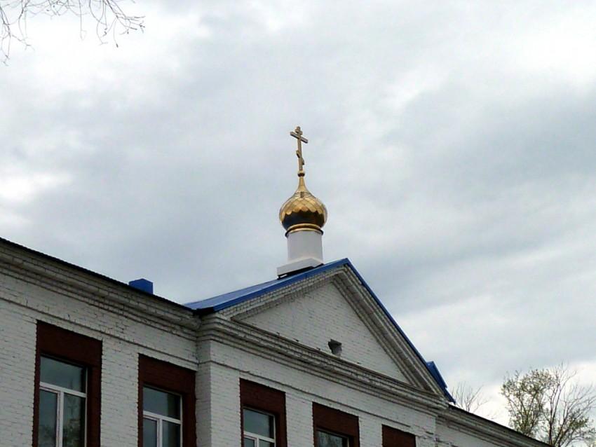 Церковь Димитрия Солунского, Зубчаниновка