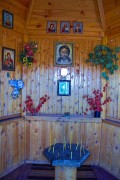 Часовня Успения Пресвятой Богородицы - Дворяне - Яранский район - Кировская область