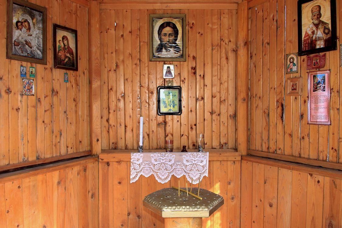 Часовня Успения Пресвятой Богородицы, Дворяне