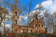 Церковь Богоявления Господня - Николо-Ухтома - Первомайский район - Ярославская область