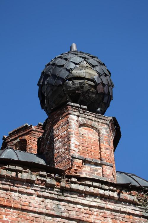 Церковь Троицы Живоначальной, Холм-Огарёв