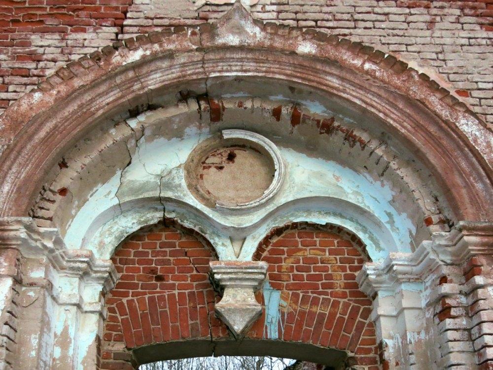 Церковь Смоленской иконы Божией Матери, Ржев