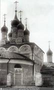 Церковь Иоакима и Анны на Якиманке - Москва - Центральный административный округ (ЦАО) - г. Москва