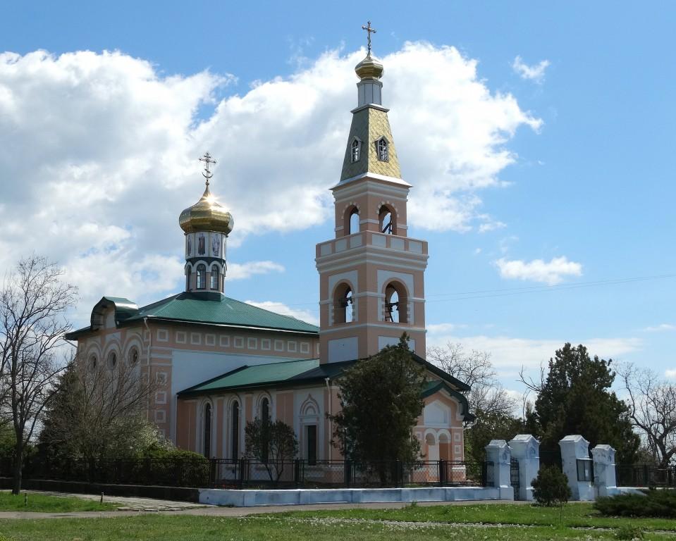 Собор Николая Чудотворца-Очаков-Очаковский район-Украина, Николаевская область