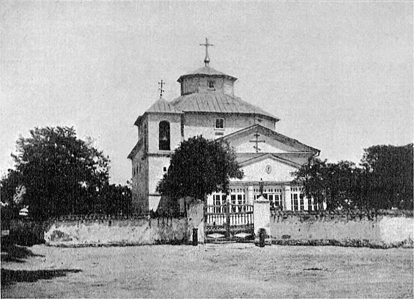 Собор Николая Чудотворца, Очаков