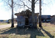 Неизвестная часовня - Звана - Устюженский район - Вологодская область