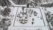Воронцовский Благовещенский монастырь - Воронцово - Торопецкий район - Тверская область