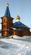 Маяк. Владимирской иконы Божией Матери, церковь