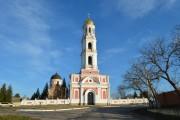 Кицканы. Вознесенский Ново-Нямецкий монастырь. Надвратная колокольня