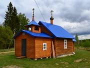 Церковь Происхождения Честных Древ Креста Господня - Гараж - Жарковский район - Тверская область