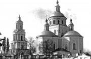 Белгород. Троицкий Белгородский мужской монастырь. Собор Троицы Живоначальной