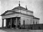 Великий Новгород. Чудного Креста, часовня