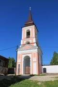 Белёв. Крестовоздвиженский монастырь. Колокольня