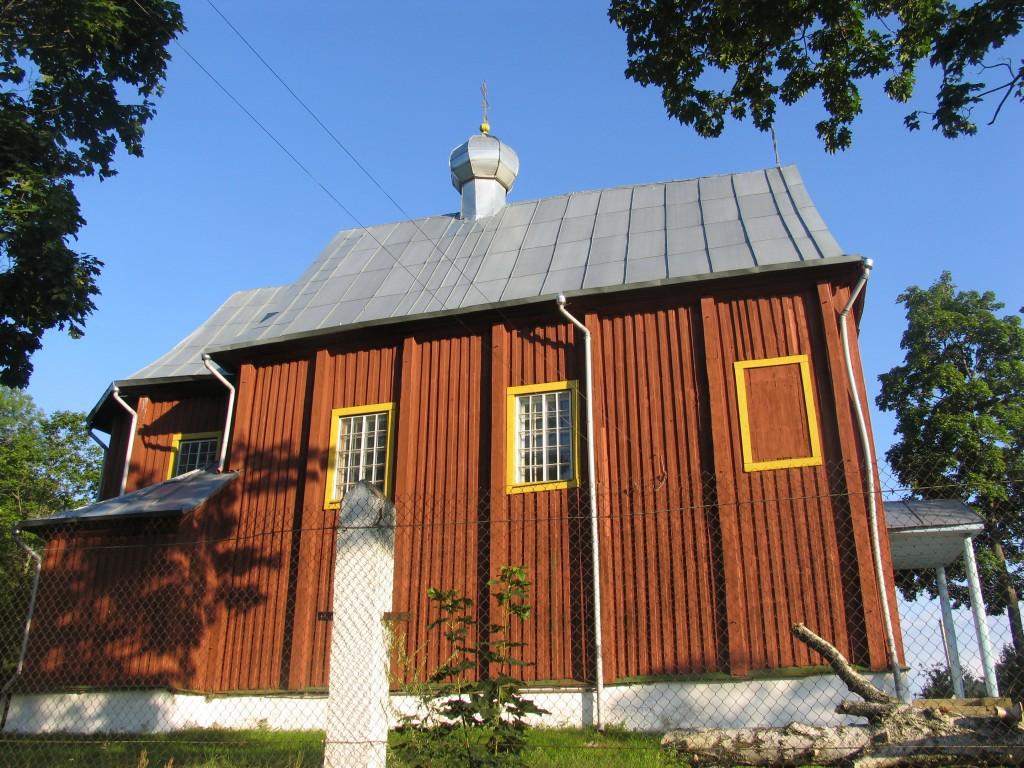 Церковь Троицы Живоначальной-Леонполь-Миорский район-Беларусь, Витебская область