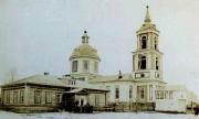 Церковь Покрова Пресвятой Богородицы - Красноглинье - Омутнинский район - Кировская область