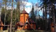Церковь Никиты великомученика - Никитина пустынь, урочище - Пушкинский район и г. Королёв - Московская область