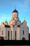 Горки Ленинские. Первосвятителей Московских, церковь