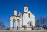 Церковь Матроны Московской - Ногинск - Ногинский район - Московская область