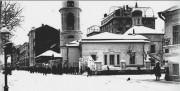 Церковь Спиридона  Тримифунтского, что на Козьем болоте - Пресненский - Центральный административный округ (ЦАО) - г. Москва