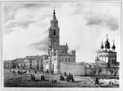 Страстной женский монастырь - Москва - Центральный административный округ (ЦАО) - г. Москва