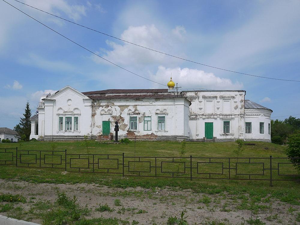 Церковь Николая Чудотворца, Далматово