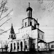 Церковь Иоасафа, царевича Индийского, в Измайлове - Измайлово - Восточный административный округ (ВАО) - г. Москва