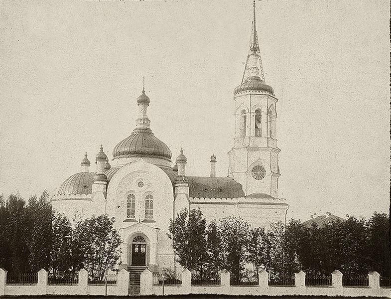 Иоанно-Предтеченский Томский женский монастырь. Церковь Иннокентия, епископа  Иркутского, Томск