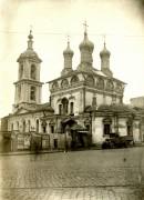 Церковь Николая Чудотворца Стрелецкого - Москва - Центральный административный округ (ЦАО) - г. Москва