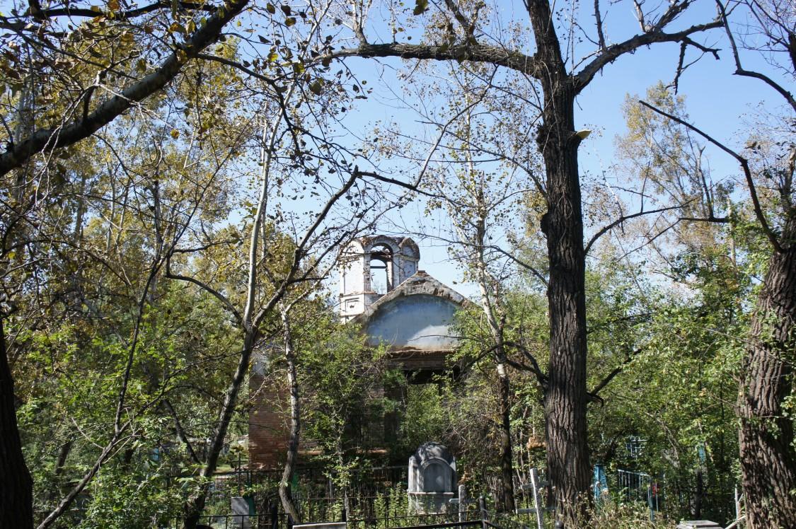 Церковь Сретения Господня, Минусинск