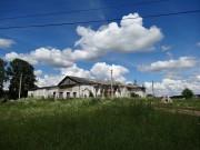 Церковь Спаса Преображения - Плоское - Грязовецкий район - Вологодская область