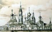 Ярославль. Воскресения Христова, церковь