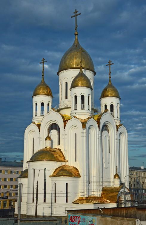 Собор Вознесения Господня, Иваново