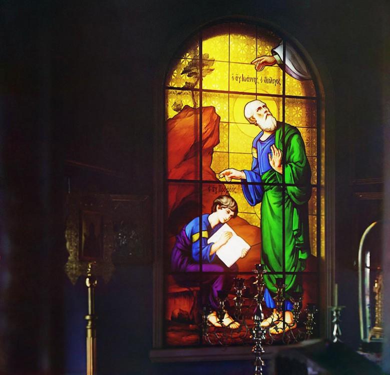 Иоанно-Предтеченский Леушинский женский монастырь. Церковь Иоанна Богослова в скиту