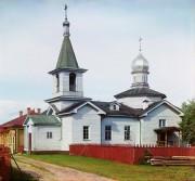 Церковь Иоанна Предтечи - Леушино (акватория Рыбинского водохранилища) - Череповецкий район - Вологодская область