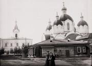 Одигитриевский женский монастырь. - Челябинск - Челябинск, город - Челябинская область