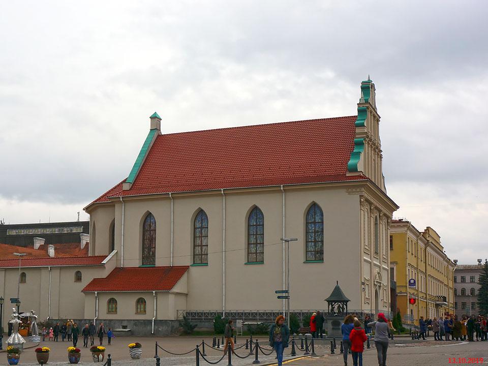 Собор Петра и Павла, Минск