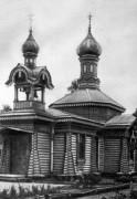 Церковь Феодора Стратилата при летнем отделении приюта принца П. Г. Ольденбургского в Лесном - Калининский район - Санкт-Петербург - г. Санкт-Петербург