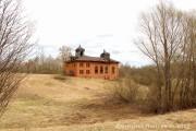 Неизвестная молельня - Комарово, урочище - Лебяжский район - Кировская область