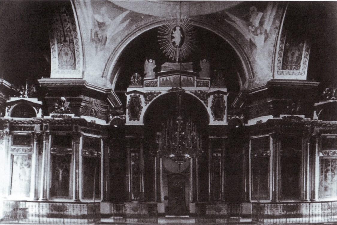 Церковь Вознесения Господня (