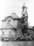 Церковь Покрова Пресвятой Богородицы, что в Кудрине - Москва - Центральный административный округ (ЦАО) - г. Москва