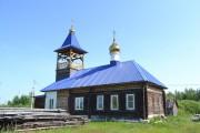 Церковь Матроны Московской - Кустаревка - Сасовский район - Рязанская область