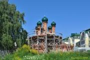 Кострома. Николая Чудотворца (строящаяся), церковь