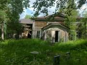 Церковь Сретения Господня - Коштуги - Вытегорский район - Вологодская область
