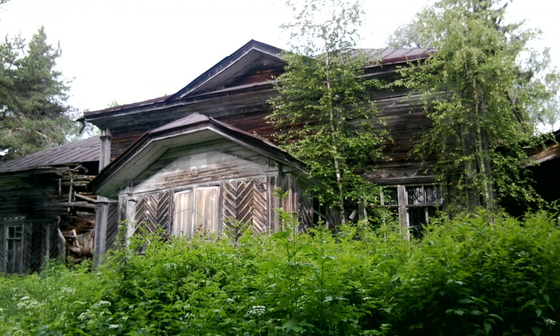 Церковь Сретения Господня, Коштуги