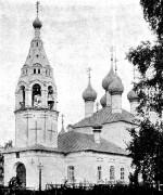 Церковь Николая Чудотворца в Никольской слободе - Кострома - г. Кострома - Костромская область