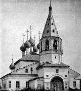 Церковь Покрова Пресвятой Богородицы (Сергиевская) в Полянской слободе - Кострома - г. Кострома - Костромская область