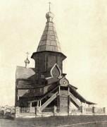 Церковь Троицы Живоначальной - Ростовское - Виноградовский район - Архангельская область